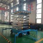 高空作业车12m电力设施许可证所需线路维修施工设备