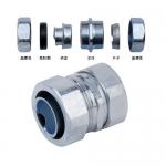 成都自固式软管接头 自固式管接头 自固接头 卡簧自固接头厂家