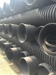 四川大口徑HDPE雙壁波紋管特價批發