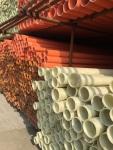 四川PVC-U双壁波纹管低价现货批发