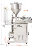 大名液体包装机 鼎冠专业植物油小包装包装机