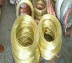 杭州H65全软黄铜线 半硬黄铜线