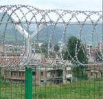 刀片刺绳护栏隔离网