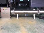 中水回用管道式紫外线消毒器