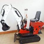 全新小型压路机 农用 微型迷你挖掘机