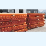 成都CPVC电力电缆保护管批发厂家直销