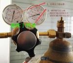 BROCO水下切割装备配套HVR-4401氧气调节器