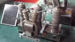 ZW51-12户外柱上交流高压真空断路器,ZW32永磁真空断