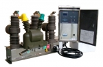 ZW32M-12户外高压永磁真空断路器生产厂家