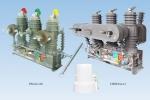 ZW43-12户外高压真空断路器,ZW32-12小型化断路器
