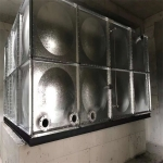 裝配式不銹鋼生活水箱的特點及安裝施工