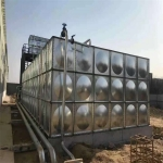 玻璃鋼水箱生產廠家 玻璃鋼水箱的特點及安裝