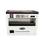 高精度宣传单印刷机可印不干胶商标标签