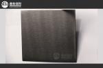 雪花砂304黑钛金不锈钢板材料 黑钛金雪花砂不锈钢装饰板批发