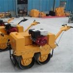 手扶式壓路機 小型壓路機 單輪汽油壓路機